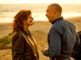 "PHOTO COURTESY SONY PICTURES CLASSICS - Susan Sarandon and J.K. Simmons in ""The Meddler."""