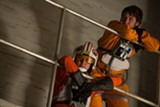 """PHOTO COURTESY FILMRISE - A scene from """"Elstree 1976."""""""