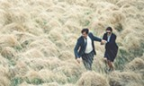 "PHOTO COURTESY A24 - Colin Farrell and Rachel Weisz in ""The - Lobster."""