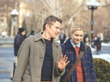 "PHOTO COURTESY SONY PICTURES CLASSICS - Ethan Hawke and Greta Gerwig in - ""Maggie's Plan."""