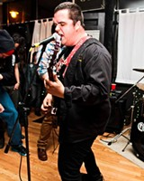 PHOTO BY CHRISTINE TO - Rochester musician Brandon Ferrell passed away in late May.