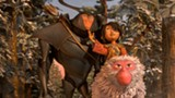 "PHOTO COURTESY FOCUS FEATURES - A scene from ""Kubo and the Two Strings."""