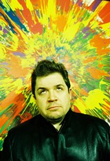 PHOTO COURTESY THE FIRST NIAGARA ROCHESTER FRINGE FESTIVAL - Patton Oswalt.