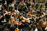 PHOTO PROVIDED - The Eastman Philharmonia Orchestra will perform with Renee Fleming on November 12.