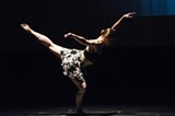 "PHOTO BY MARK CHAMBERLIN - SHARP Dance Company performed ""Seven Windows"" as part of Fringe on Tuesday."