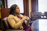 FILE PHOTO - Mayor Lovely Warren