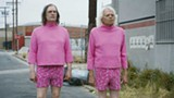 "PHOTO COURTESY FILMRISE - Sky Elobar and Michael St. Michaels - in ""The Greasy Strangler."""