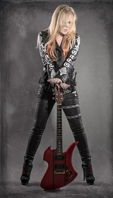 PROVIDED PHOTO - Lita Ford