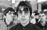"""PHOTO COURTESY A24 - The band Oasis, fronted by Noel and Liam Gallagher, in - """"Oasis: Supersonic."""""""