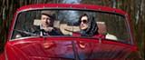"PHOTO PROVIDED - Maciej - Stuhr and Natalia Rybicka ""Eccentrics, The Sunny Side of the Street"" screening - at the Rochester Polish Film Festival on Friday."