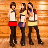 PROVIDED PHOTO - Japanese pop punk band Shonen Knife has been at it for more than 30 years. The group will play the Bug Jar on Sunday.