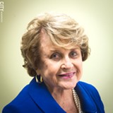 FILE PHOTO - Congress member Louise Slaughter