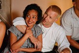 "PHOTO COURTESY FOCUS FEATURES - Ruth Negga and Joel Edgerton in ""Loving."""
