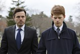 """PHOTO COURTESY ROADSIDE ATTRACTIONS - Casey Affleck and Lucas Hedges in """"Manchester by the - Sea."""""""