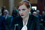 "PHOTO COURTESY EUROPACORP USA - Jessica Chastain in ""Miss Sloane."""