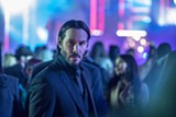 "PHOTO COURTESY LIONSGATE FILMS - Keanu Reeves in ""John Wick: Chapter 2."""