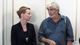 "PHOTO COURTESY SONY PICTURES CLASSICS - Sandra Hüller and Peter Simonischek in ""Toni Erdmann."""