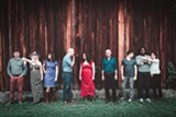 "PHOTO BY BONICA AYALA - Grammy-award winning vocal ensemble Roomful of Teeth will perform in Kilbourn Hall on Monday, February 27, in a concert that will include the Pulizter Prize-winning composition ""Partita for 8 Voices."""