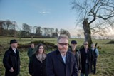 "PHOTO BY DAN DALTON - Flogging Molly will release its sixth studio album, ""Life is Good,"" on June 2. In the meantime, the band is playing the Dome in Henrietta on Saturday."