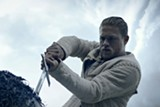 "PHOTO COURTESY WARNER BROS. - Charlie Hunnam in ""King Arthur: Legend of the Sword."""
