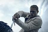 "PHOTO COURTESY WARNER BROS. - Charlie Hunnam in ""King Arthur: Legend of the Sword."""
