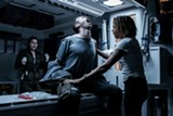"PHOTO COURTESY 20TH CENTURY FOX - Trouble is brewing for the would-be colonists in ""Alien: - Covenant."""
