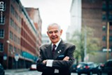PHOTO BY KEVIN FULLER - City official Carlos Carballada: A man with an uncanny ability to navigate his way through multiple administrations relatively immune to the politics.