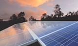 FILE PHOTO - Henrietta recently passed revisions to its zoning code governing solar power systems.