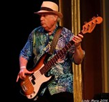 PHOTO BY LINDA MARIA - Musician Peter Albin is a founding member of Big Brother and the Holding Company, one of the central rock 'n' roll bands to come out of the 1960's San Francisco scene.