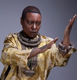 PHOTO PROVIDED - Meshell Ndegeocello