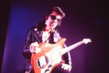 "PHOTO COURTESY KINO LORBER - Musician Link Wray in ""Rumble: The Indians Who Rocked the - World."""