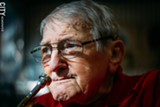 PHOTO BY KEVIN FULLER - At 92, trumpeter and big band leader Jack Allen is retiring from music after more than eight decades.