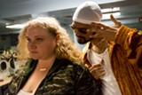 "PHOTO COURTESY FOX SEARCHLIGHT  - Danielle Macdonald and Siddharth Dhananjay in ""Patti Cake$."""