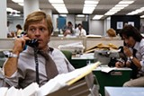 "PHOTO PROVIDED - Robert Redford and Dustin Hoffman in ""All the President's - Men."""