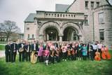 PHOTO PROVIDED - Cordancia Chamber Orchestra