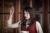 "PHOTO COURTESY ZEITGEIST FILMS - Marie Leuenberger in ""The Divine Order,"" which kicks off the 2017 High Falls Film Festival."