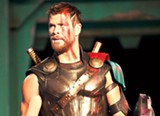 "PHOTO COURTESY WALT DISNEY PICTURES - Chris Hemsworth in ""Thor: - Ragnarok."""