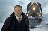 "PHOTO COURTESY 20TH CENTURY FOX - Kenneth Branagh and train in - ""Murder on the Orient Express."""