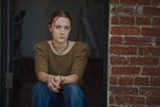 "PHOTO COURTESY A24 - Saoirse Ronan in ""Lady Bird."""
