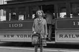 "PHOTO COURTESY AMAZON STUDIOS AND ROADSIDE ATTRACTIONS - Millicent Simmonds in ""Wonderstruck."""