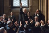 "PHOTO COURTESY FOCUS FEATURES - Gary Oldman in ""Darkest Hour."""