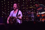 PHOTO BY ROMAN DIVEZUR - Guster played a sold out show at Anthology on Thursday, the first show of the band's 2018 schedule.