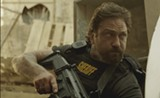 "PHOTO COURTESY STX ENTERTAINMENT - Gerard Butler in ""Den of Thieves."""