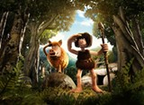 "PHOTO COURTESY LIONSGATE - A scene from Aardman - Animations' ""Early Man."""