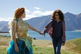 "PHOTO COURTESY WALT DISNEY STUDIOS - Reese Witherspoon and Storm Reid in ""A Wrinkle in Time."""