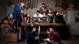 PHOTO BY MANFRED DAAMS - German artist collective Ensemble Garage will perform as part of the Eastman School's inaugural Image/Sound Festival.