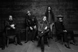 PHOTO BY DAVID MCCLISTER - Call the band whatever you want. Blackberry Smoke plays Anthology Sunday, May 13.
