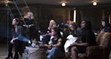 "PHOTO COURTESY WARNER BROS - Sandra Bullock, Cate Blanchett, Sarah Paulson, Rihanna, - Helena Bonham Carter, Mindy Kaling, and Awkwafina in ""Ocean's 8."""