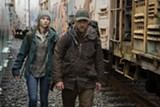 "PHOTO COURTESY BLEECKER STREET MEDIA - Thomasin Harcourt McKenzie and Ben Foster in ""Leave No Trace."""