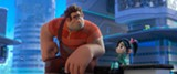 "PHOTO COURTESY WALT DISNEY PICTURES - Ralph and Vanellope (voiced by John C. Reilly and Sarah Silverman) in ""Ralph - Breaks the Internet."""